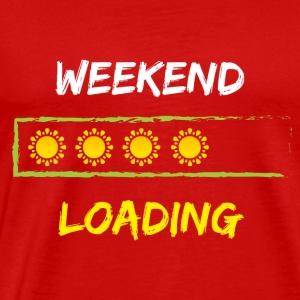 Party weekend sun loading gift - Men's Premium T-Shirt