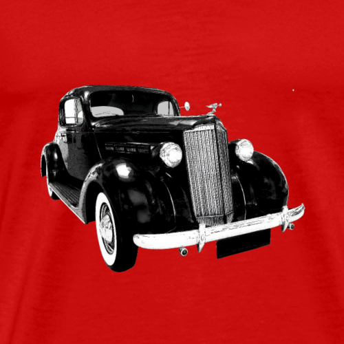 packard 1940 coupe - Men's Premium T-Shirt