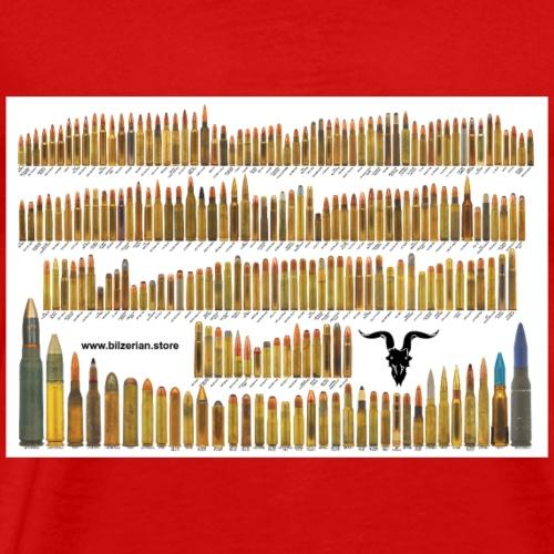 Bullet lovers - Men's Premium T-Shirt