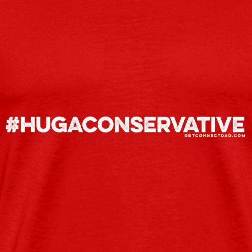 Hug a conservative - Men's Premium T-Shirt