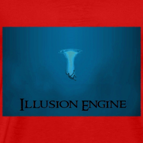 Illusion Engine Drown - Men's Premium T-Shirt