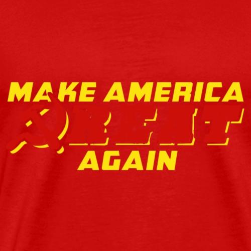Make America *reat Again - Men's Premium T-Shirt