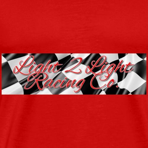 L2L Logo - Men's Premium T-Shirt