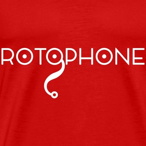 ROTOPHONE - Men's Premium T-Shirt