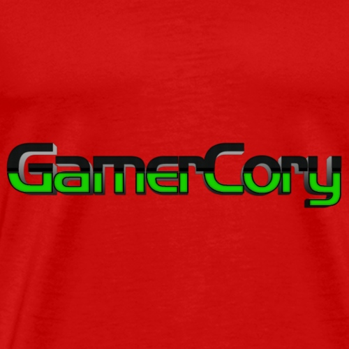 GamerCory - Men's Premium T-Shirt