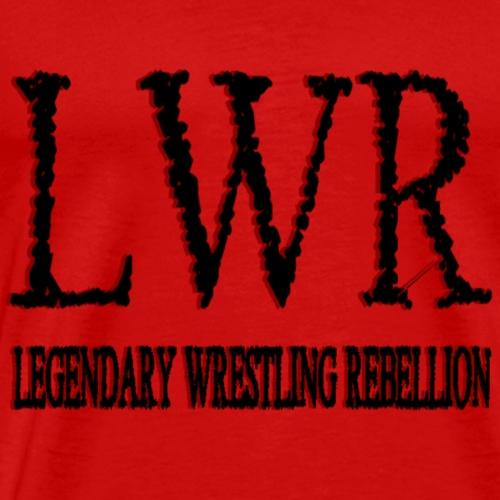 LEGENDARY WRESTLING REBELLION BR - Men's Premium T-Shirt