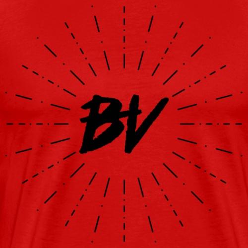 BHV Explosion (Black) - Men's Premium T-Shirt