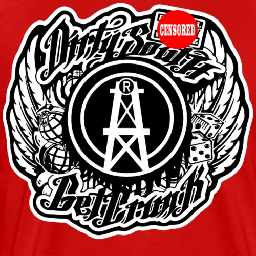 Dirty South Get Crunk Ramirez - Men's Premium T-Shirt