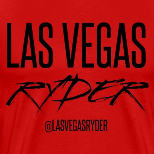 LASVEGASRYDER - Men's Premium T-Shirt