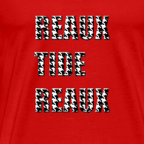Creole Game Day Design - Men's Premium T-Shirt