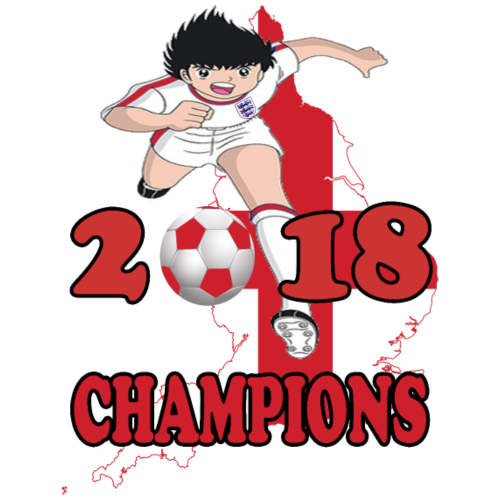 England World Cup Champions 2018 - Men's Premium T-Shirt