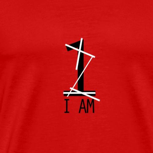 I Am Number One - Men's Premium T-Shirt
