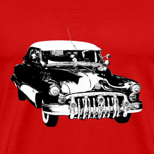 Buick 1950 - Men's Premium T-Shirt