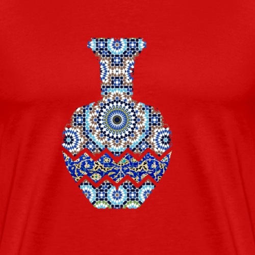 flower pot - Men's Premium T-Shirt