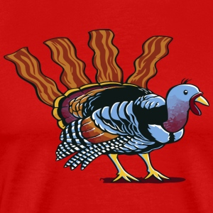 Turkey Bacon - Men's Premium T-Shirt