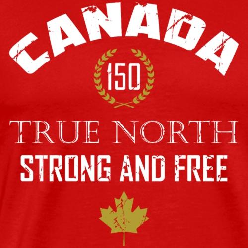 True North - Men's Premium T-Shirt