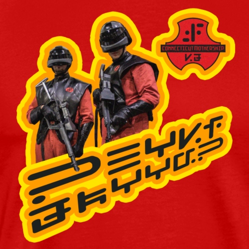 shocktroopers - Men's Premium T-Shirt