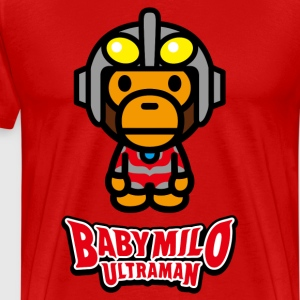 Ultraman Baby Milo - Men's Premium T-Shirt