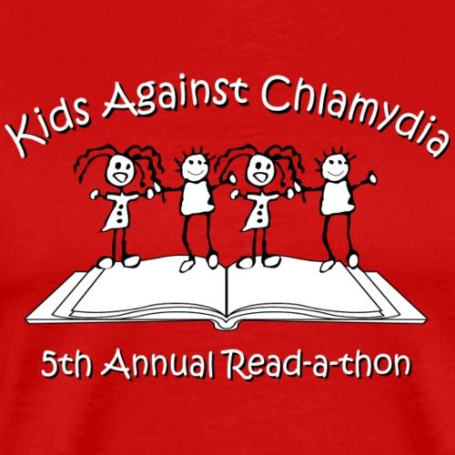 Kids Against Chlamydia T-Shirt - Men's Premium T-Shirt