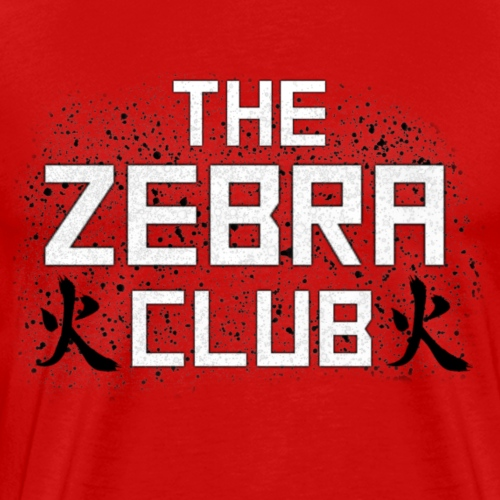 ZEBRA CLUB - Men's Premium T-Shirt