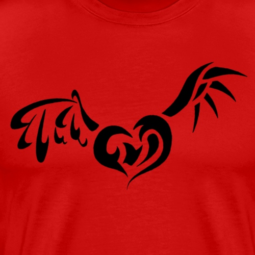Tribal Heart - Men's Premium T-Shirt