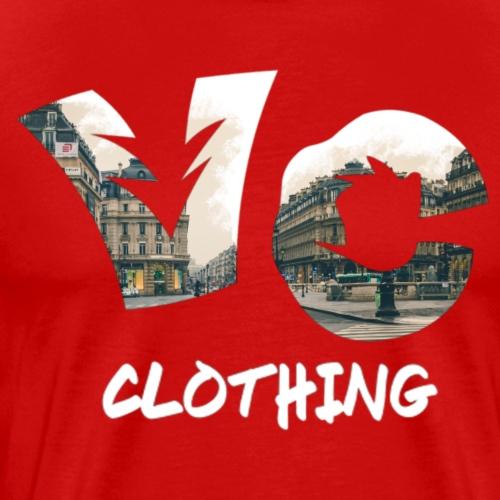 VLIEG CO CLOTHING VC LONDON - Men's Premium T-Shirt