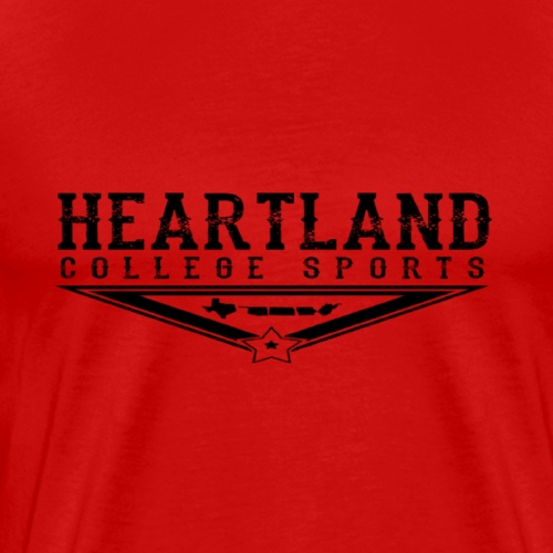 Texas Tech Red Raiders HCS Gear - Men's Premium T-Shirt