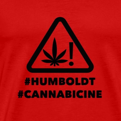 Cannabicine - Men's Premium T-Shirt