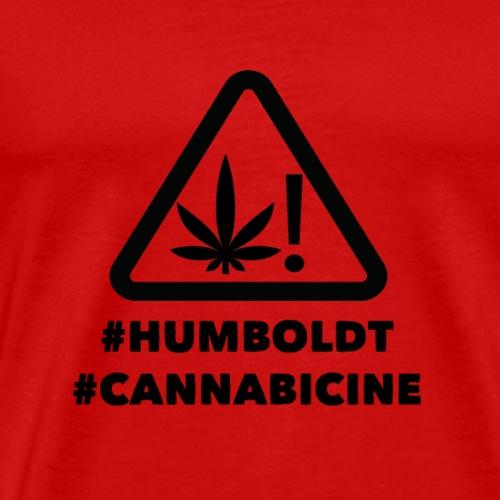 Cannabicine - Men's Premium T-Shirt