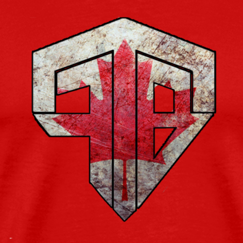 Canadian Design A1 - Men's Premium T-Shirt
