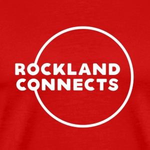 Rockland Connects - Men's Premium T-Shirt