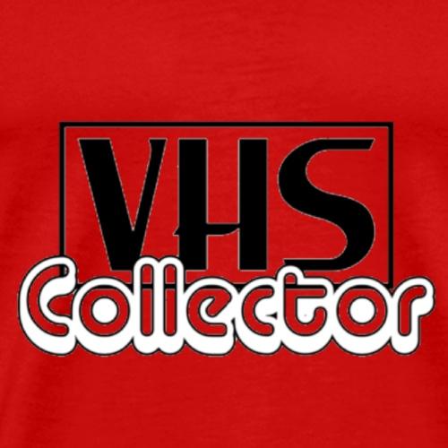 VHS Collector - Men's Premium T-Shirt