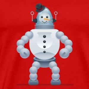 Snowbot - Men's Premium T-Shirt