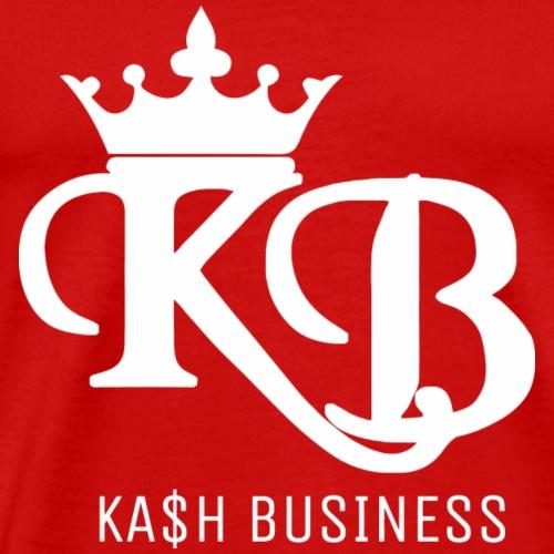 Kash Business - Men's Premium T-Shirt