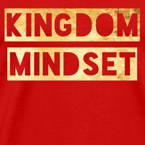 Kingdom Mindset - Men's Premium T-Shirt