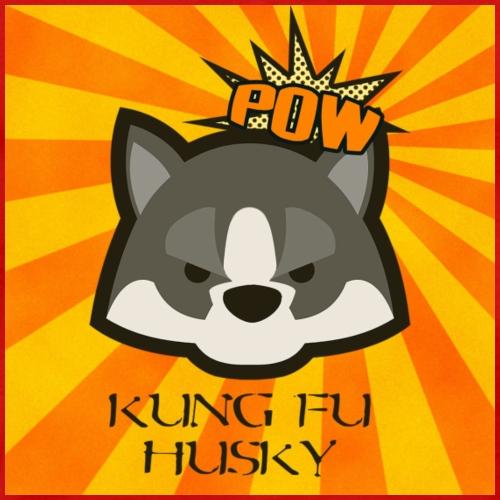 Kung Fu Husky - Men's Premium T-Shirt