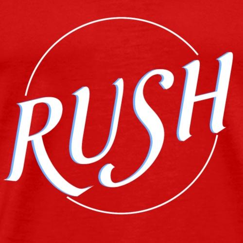 RUSH CLASSIC - Men's Premium T-Shirt
