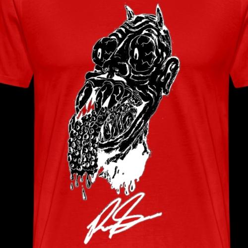 Devil - N.E.G. Edition - Men's Premium T-Shirt