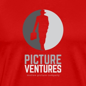 Picture Ventures Vertical Logo - Men's Premium T-Shirt