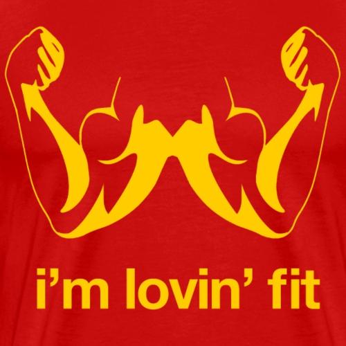 MLovinFit - Men's Premium T-Shirt