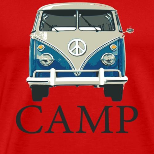 Camp Peace Van - Men's Premium T-Shirt
