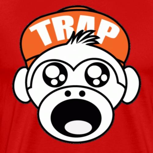 Trap Monkey - Men's Premium T-Shirt