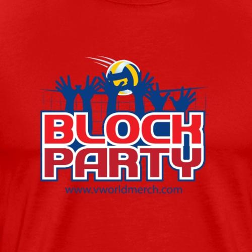 Block Party - Men's Premium T-Shirt