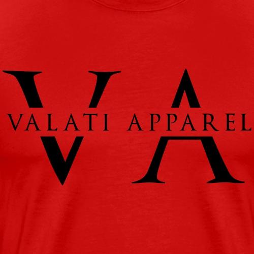 VA Strikethrough - Men's Premium T-Shirt