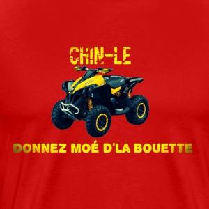 Renegade t shirt - T-shirt premium pour hommes