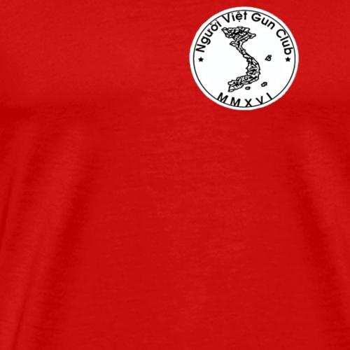 vietnam_front_logo_done - Men's Premium T-Shirt