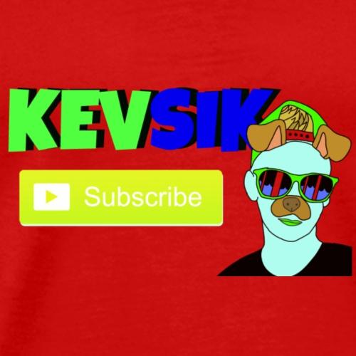 kevsikmerch - Men's Premium T-Shirt