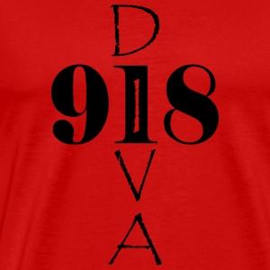 918 DIVA1 - Men's Premium T-Shirt