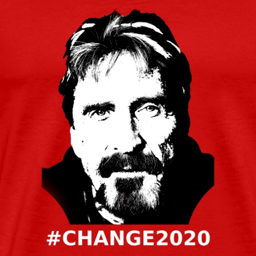 Change 2020 - Men's Premium T-Shirt