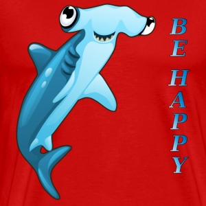FISH-BE-HAPPY - Men's Premium T-Shirt